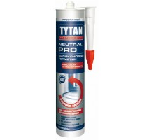 Герметик TYTAN Professional Neutral PRO силиконовый   бесцв 310 м 1уп.=12шт