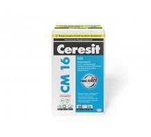 Ceresit Клей для плитки СМ-16 эластичный 25кг (48)