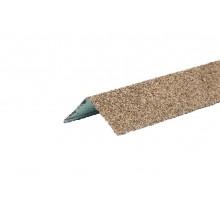 Уголок внешний метал. HAUBERК песчаный 50*50*1250мм