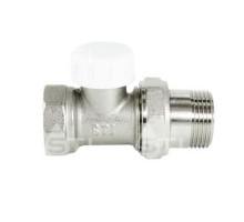 Вентиль(клапан) запорный прямой ДУ-15 1/2 STI
