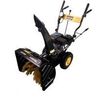 Снегоуборщик Huter SGC 4100 L, 5,5 л.с., 5/2 скоростей, ширина 56 см