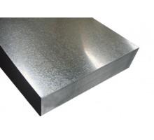 Лист оцинкованный 0,35х1250х2500 (13 кг/шт)