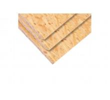Плита древесная OSB 2500х1250х 9 мм NLK  влагостойкая не шлифованная (паллет 75 шт)