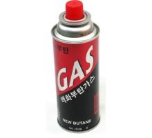 Баллон газовый (пайка) Корея цанговый
