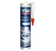 Герметик TYTAN Professiоnal  силиконакриловый для кухни и ванной 310 мл белый 1уп.=12шт
