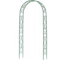 Арка садовая разборная Ар Деко 240х120х36 см, Grinda