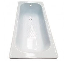 Ванна стальная с рантом 1700*700 с ножками Ligeya