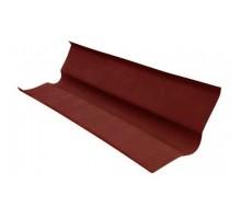 Ендова 1,0х0,36м красная (упак.15шт)