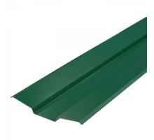 Ендова верхняя 76*76*2000мм  (6005) зеленый мох
