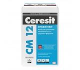Ceresit Клей керамогранит СМ-12 25кг (48)