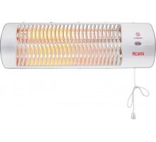 Обогреватель инфракрасный ИКО-1500Л (кварцевый), настенный, 1,5 кВт, 3 режима, Ресанта