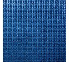 Щетинистое покрытие Стандарт (1 рул-15м.пог.) Синий металлик