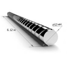 Арматура 12 мм АIII500 сп ЗСМК (12м) рифленная