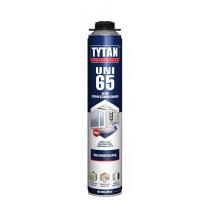 Монтажная пена професс TYTAN 65 UNI  750мл 1уп.=12шт
