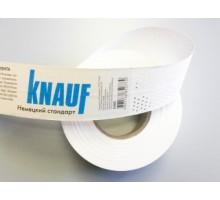 Лента Кнауф перфорированная бумажная 52мм*150м