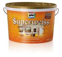Краска  ВД интерьерная  высокоукрывистая JOBI SUPERWEISS 2.5 л (-30) ДЕКАРТ