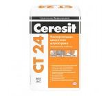 Ceresit Штукатурка  СT 24 универсальная цементная 25 кг(48)