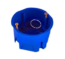 Подрозетник (Коробка установочная) Gusi С3М2 (d=68 мм, h=45 мм, IР30) Бетон/кирпич*