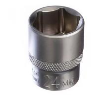 Головка 6-гранная 1/2 24 мм