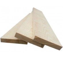 Доска обрезная 30ммх100мм 5м (1 шт-0,015м3) Пихта не шлифованная