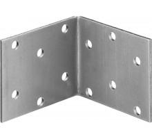 Крепежный уголок равносторонний 50х50х50х2