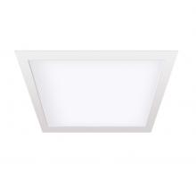 Светильник светодиодный PPL-S12019 8Вт 500лм 4000К встроен./квадрат