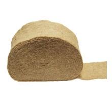 Межвенцовый утеплитель джутовый 25м/10см (в упаковке 2 рулона)