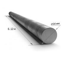 Арматура 14 мм АI /Круг (12 м) гладкая