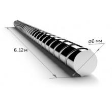 Арматура  8 мм АIII (6м) рифленая