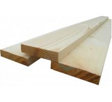 Доска обрезная 30ммх100мм 3м (1 шт-0,009м3) Сосна не шлифованная
