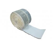 Лента-герметик битумная Викар ЛБ 100 х 1,5 мм, черная, в упаковке 2 шт.х 24 м