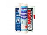 Герметик силиконовый санитарный (8)