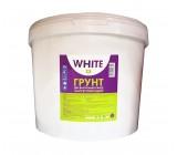 Грунтовка WHITE закрепляющая для интерьеров 2.5кг 1уп.4шт-40 С 5 циклов