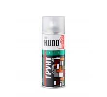 Грунт аэрозольный KUDO 2001 универсальный серый (0,52л)