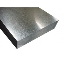 Лист оцинкованный 0,45х1250х2500 (13 кг/шт)