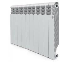 Радиатор Royal thermo Revolution 500 10секц, глубина 80мм, высота 570мм