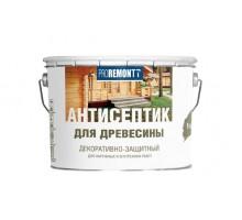 Антисептик Лакра Proremontt деревозащитное средство бесцветный 9л Л-С упак-1шт/в поддоне55шт
