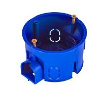 Подрозетник (Коробка установочная блочная) 60*40  Gusi С3М1.1 крепится между собой Бетон/кирп.*