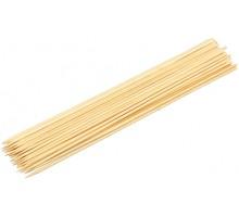 Шампуры бамбуковые 40*0,6*0,6 см в ПВХ упаковке 6 шт, квадратные BOYSCOUT/175/25