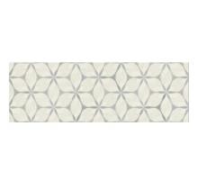 Amelie grey decor 01 250х750 (1-й сорт) 6 шт/упак