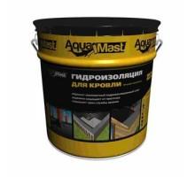 Мастика битумно-резиновая для кровли AquaMast,18 кг( t от-20 до+30 )