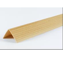 Угол двухсторонний 30х30 Сосна светлая LU006  2,7м  (1 уп-25 шт)