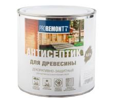 Антисептик Лакра Proremont деревозащитное средство тик 0,8л Л-С упак-6шт/в поддоне576шт