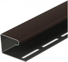 Docke Simple J-профиль Шоколад 3,05 м