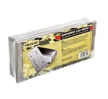 Контейнер для щепы, для копчения в мангалах, грилях, барбекю, 24x10x4,5 см /36/4, BOYSCOUT