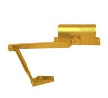 Доводчик  дверной  ДО1-120 золото САЗАР