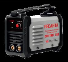 Аппарат сварочный инверторный Ресанта САИ 190Т LUX, 190 А, электроды до 5 мм, гарантия 5 лет