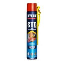 Монтажная пена бытовая  зимняя TYTAN STD ЭРГО   750мл 1уп.=12шт