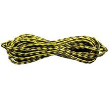 Веревка  полиэтиленовая, D 6 мм, L 20 м, 315 кгс, Fit