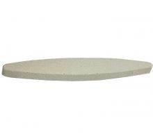 Брусок абразивный, 230 мм, Лодочка, Сибртех